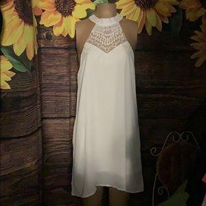 NWT Destination Wedding Dress size small white